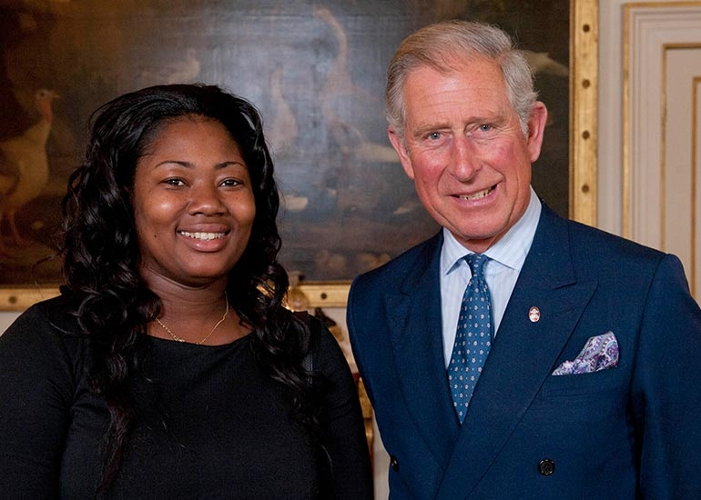 A message from HRH Prince Charles