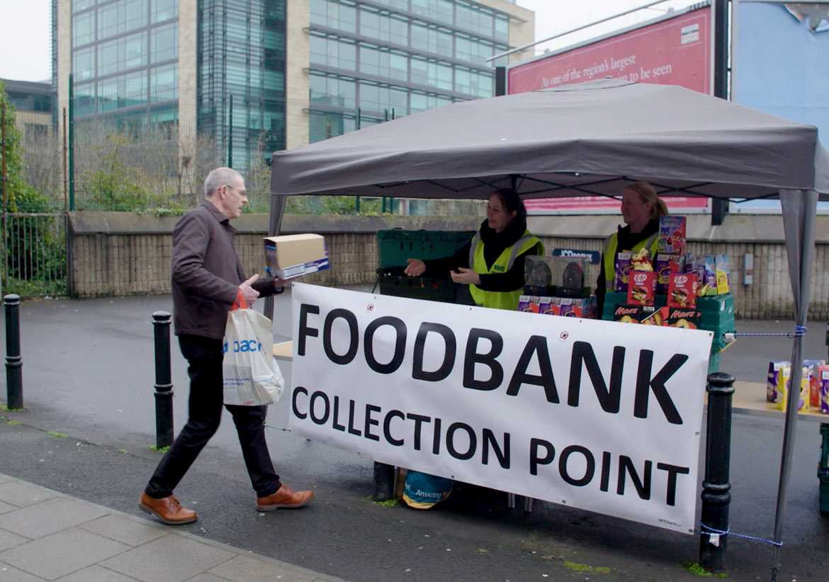 Special Recognition West End Foodbank Pride Of Britain